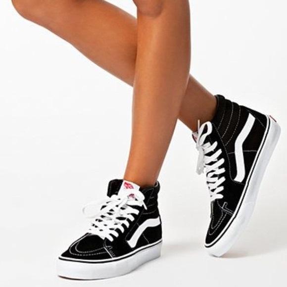 ♡ Vans Sk8 Hi Slim High Top Women's Sneaker ♡